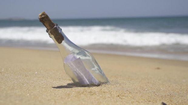 Cel mai vechi mesaj în sticlă a fost descoperit, iar conținutul acestuia este uimitor