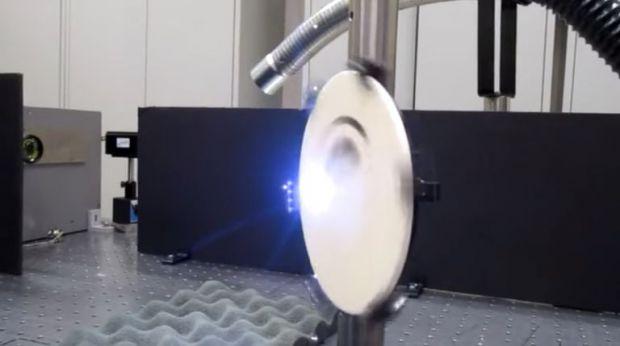 Dispozitivul militar ce utilizează sunete sau lumină puternică pentru înlăturarea inamicilor a fost proiectat