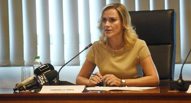 Gabriela Firea a lansat un atac violent la adresa a doi miniștri din Cabinetul Dăncilă