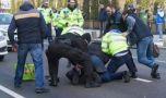Incident la Primăria Capitalei! Un bărbat înarmat a amenințat că se sinucid…