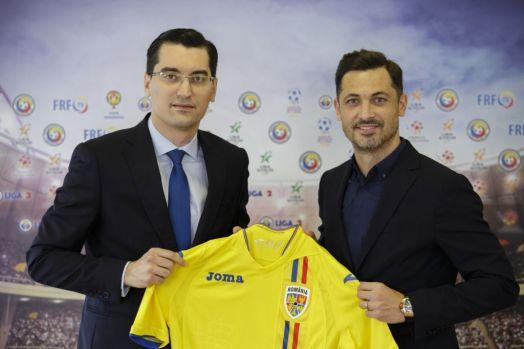Mirel Rădoi este noul manager al naționalei Under-21 a României