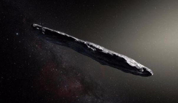 Misterul asteroidului interstelar Oumuamua a fost elucidat