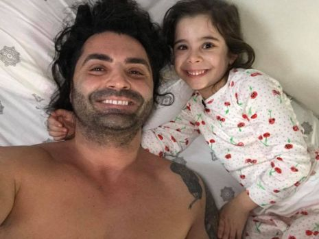 Pepe lăsat mască de o replică a fetiței sale! Ce i-a spus micuța artistului
