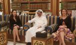 Europarlamentarul PPE Ramona Mănescu s-a întâlnit cu H.E. Hamad Bin Abdulaziz…