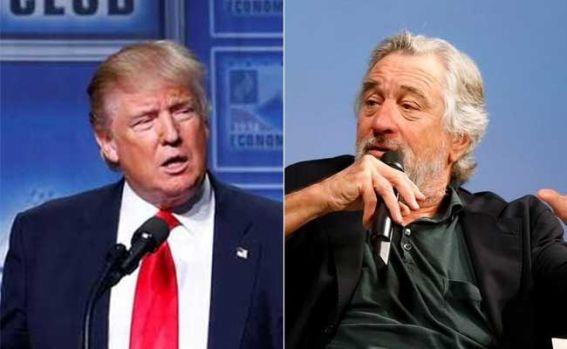 Robert de Niro nu și-a schimbat opinia despre Donald Trump: Tot idiot a rămas