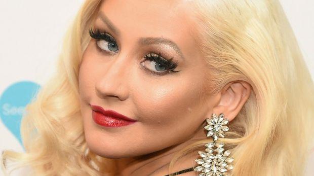 Christina Aguilera, de nerecunoscut fără machiaj! Foto în articol