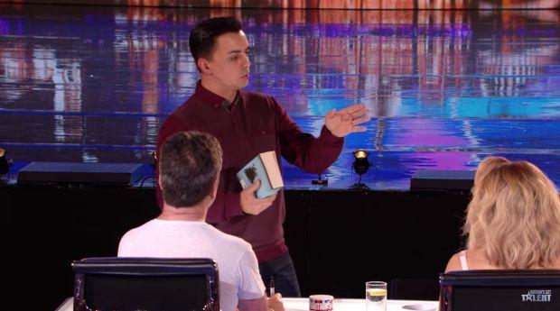 Cel mai tare număr de magie de la Britain's Got Talent! Așa ceva este imposibil! Video