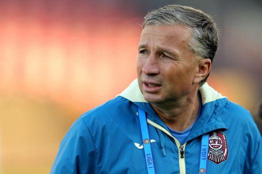 Dan Petrescu a revenit la CFR Cluj! Anunțul făcut de gruparea ardeleană