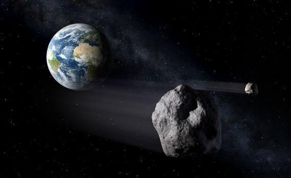 NASA a făcut-o lată! A descoperit un asteroid cu câteva ore înainte de a trece pe lângă Pământ