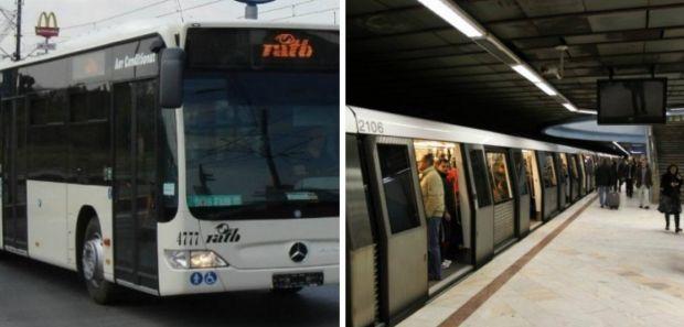 Program RATB și metrou de Paște! Cum se va circula în Capitală