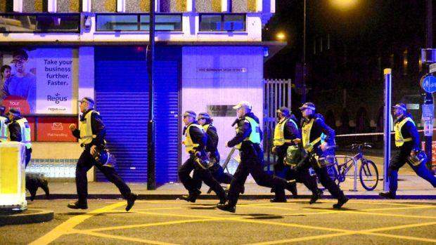 Marea Britanie. Șapte tineri înjunghiați la Londra în numai câteva minute