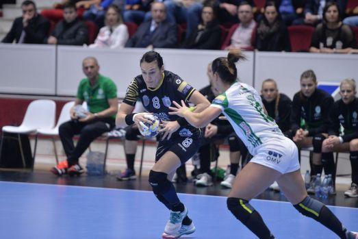 Handbal feminin / Liga Campionilor. Tragere la sorți cu ghinion pentru CSM București