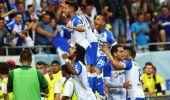 Finală Cupa României: AFC Hermannstadt vs CSU Craiova 0-2 (0-1) / După 25 de ani