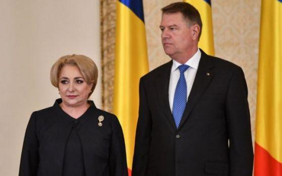 Klaus Iohannis a convocat-o la Cotroceni pe Viorica Dăncilă pe tema nominalizării comisarului european