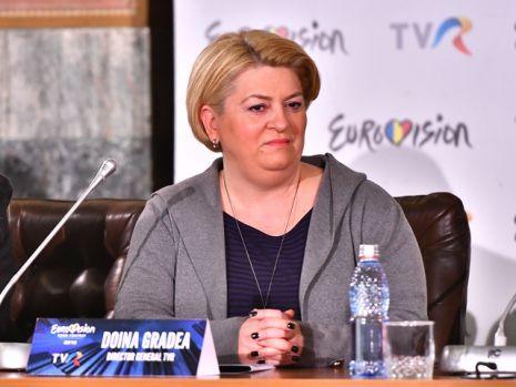 Doina Gradea, șefa TVR, are un salariu lunar uriaș! Câștigă mai mult ca președintele Iohannis