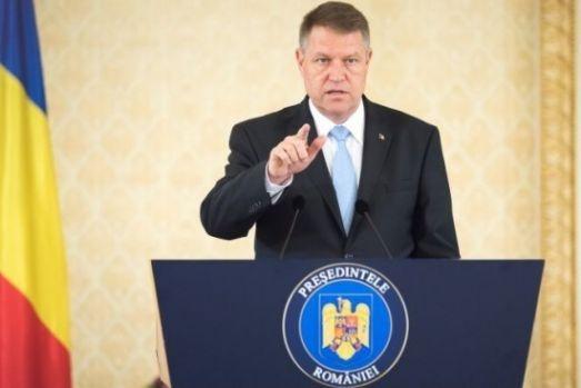 Klaus Iohannis vrea referendum: Românii pot arăta că nu mai sunt de acord cu felul în care PSD strică legile justiției
