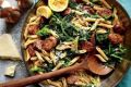 paste carnati broccoli, reteta culinara, mod preparare, ingrediente