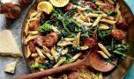 Cum se prepară pastele cu cârnați și broccoli. O cină rapidă, sănătoasă…