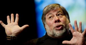Steve Wozniak, ethereum, comparatie, apple, blockchain, bitcoin