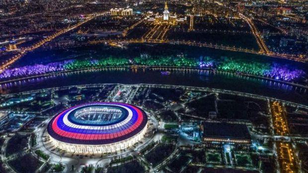 CM Rusia 2018. Prezentarea celor 12 stadioane pe care se vor juca meciurile de la turneul final. Video