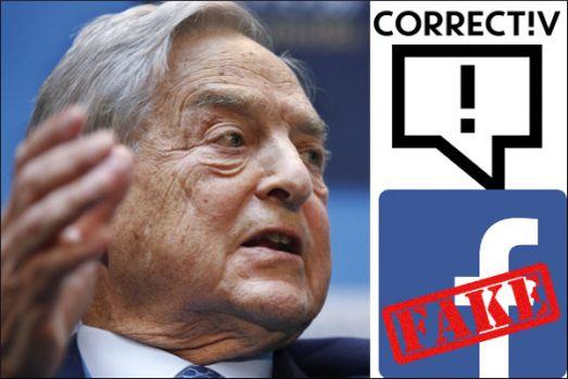 Fake News, asul din mâneca lui George Soros