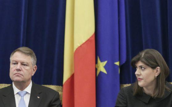 Klaus Iohannis se justifică după revocarea Laurei Codruța Kovesi