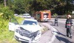 Predeal: Accident rutier grav soldat cu șapte răniți! Circulația pe DN 1, î…