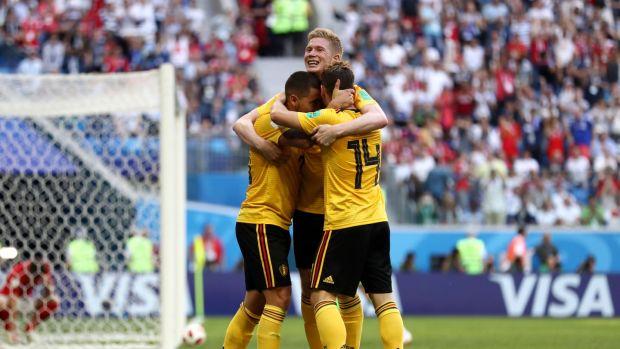 CM Rusia 2018. Belgia vs Anglia 2-0 (1-0) / Dracii roșii au câștigat, în premieră, medaliile de bronz
