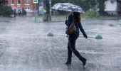 Cod galben de ploi torențiale în aproape toată țara, valabil până marți