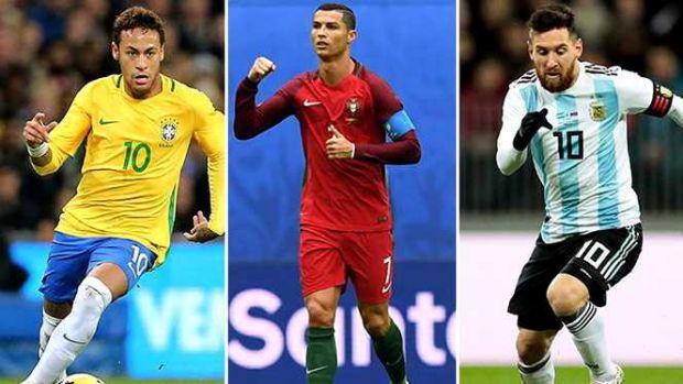 CM Rusia 2018. Fotbalistul pentru care fiecare șut este aproape un gol! Peste Messi, Neymar sau Ronaldo