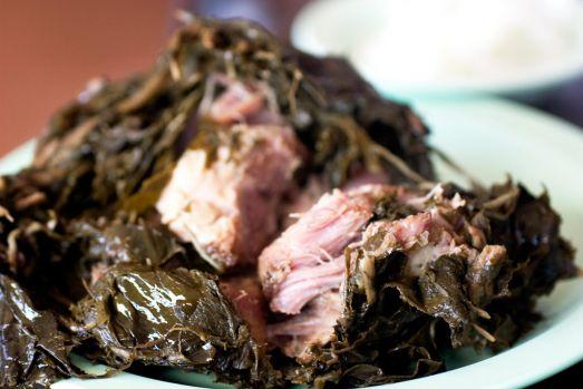 Cum se prepară laulau cu somon și carne de porc. O rețetă exotică delicioasă importată tocmai din Hawaii