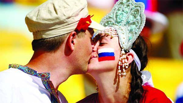 CM Rusia 2018. FIFA a cerut televiziunilor să evite prim-planurile exagerate cu suporterii din tribune