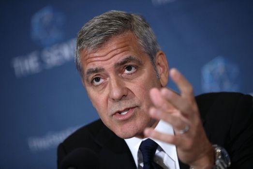 George Clooney a ajuns de urgență la spital după un accident suferit în Italia