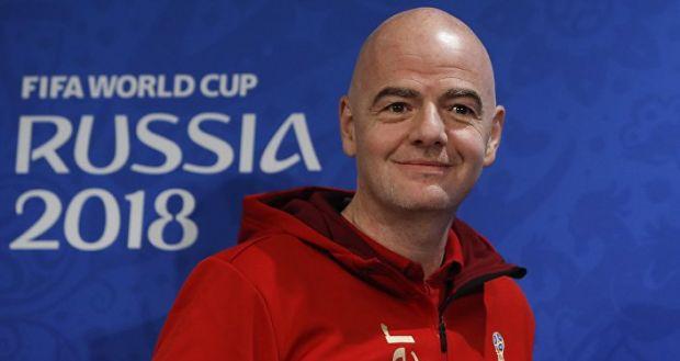 CM Rusia 2018. Președintele FIFA, Gianni Infantino, a tras concluziile despre Cupa Mondială