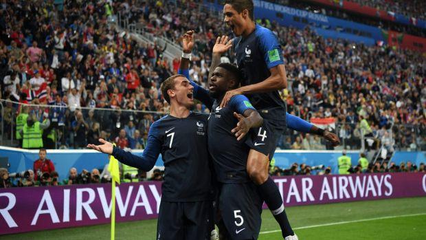 CM Rusia 2018. Franța vs Belgia 1-0 (0-0) / Cocoșii ajung în finală pentru a treia oară