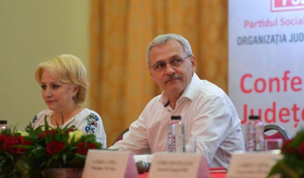 Primele contre dintre Liviu Dragnea și Viorica Dăncilă! Totul a pornit de la o OUG