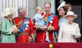 Prințul George a împlinit azi cinci ani. Fotografia publicată de familia rega…