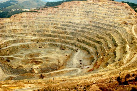 National Geographic: În România se dă o bătălie încinsă pentru aurul de la Roșia Montană