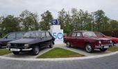 Dacia 50 de ani. Se împlinesc 50 de ani de la producerea primului autoturism Dacia