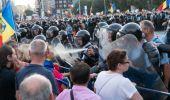 Ghidul oficial de intervenție al Ministerului de Interne: Jandarmii nu au voie să lovească în cap sau să dea cu spr…