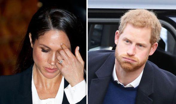 Meghan Markle insistă ca prințul Harry să-și facă un transplant