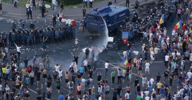 Presa internațională despre protestele din România