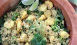 Cum se prepară salata caraibbiană cu creveți și quinoa! O rețetă exotică …