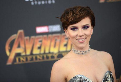 Scarlett Johansson, cea mai bine plătită actriţă din lume, pentru al doilea an consecutiv