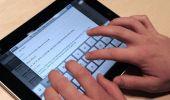 Cum arată tableta care se poate rula precum un manuscris. Video
