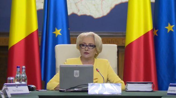 Remaniere Guvern. Premierul Dăncilă anunță că evaluarea miniștrilor a fost finalizată