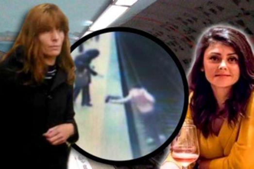Criminala de la metrou, Magdalena Șerban, a fost condamnată la închisoare pe viață