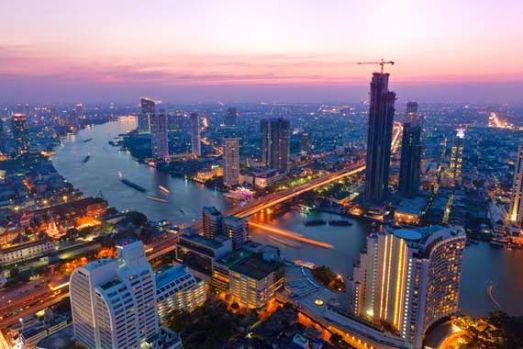 Oraşul Bangkok se scufundă încet dar sigur? 8 orașe ale lumii care vor dispărea de pe fața Pământului până în anul 2100