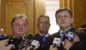 Crin Antonescu și Vasile Blaga s-au înscris în cursa din PNL pentru alegerile europarlamentare
