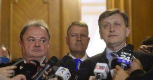 pnl, candidatura, alegeri europarlamentare, crin antonescu, vasile blaga